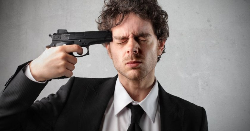 Business Suicide: Using The Existence Of Your Business