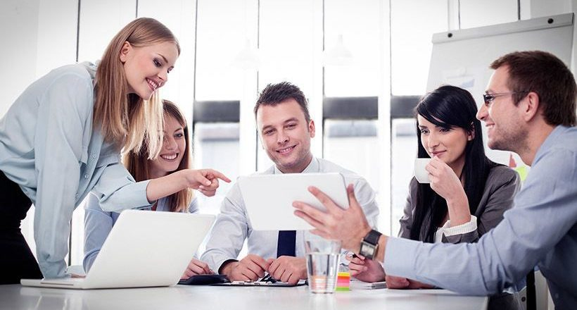 Small Business Advantages of Training Employees