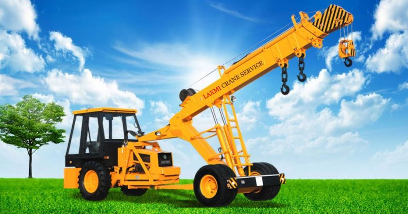 5 Steps For Selecting A Reliable Crane Rental Service
