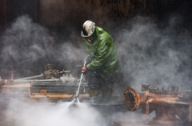 Why Let Restoration Professionals Clean Up after a Fire?